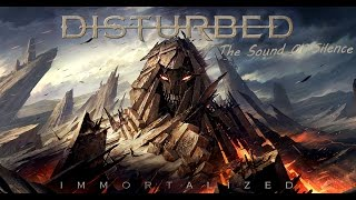 Disturbed - The Sound Of Silence HQ (LYRICS)