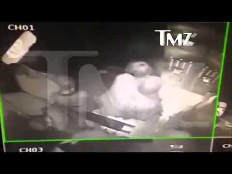 Jay z & Solange's Elevator Fight..
