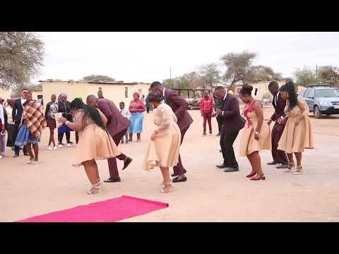Botswana Wedding, Adam weds Onneile. Sithelo – Forever Ft. Skye Wanda