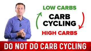 Do Not Do Carb Cycling on a Keto & Intermittent Fasting Plan