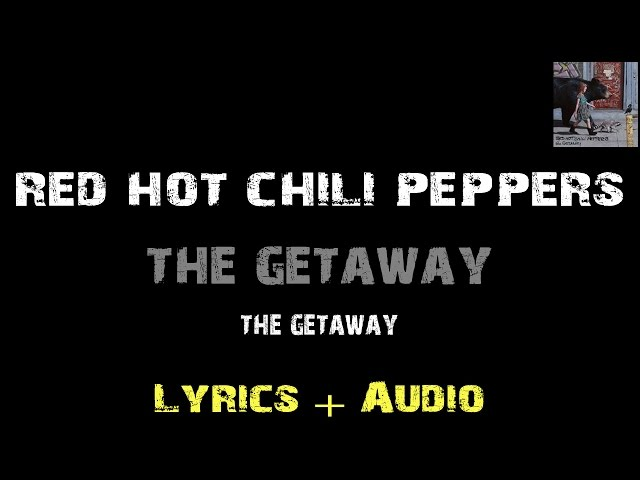 red hot chili peppers the getaway download zip