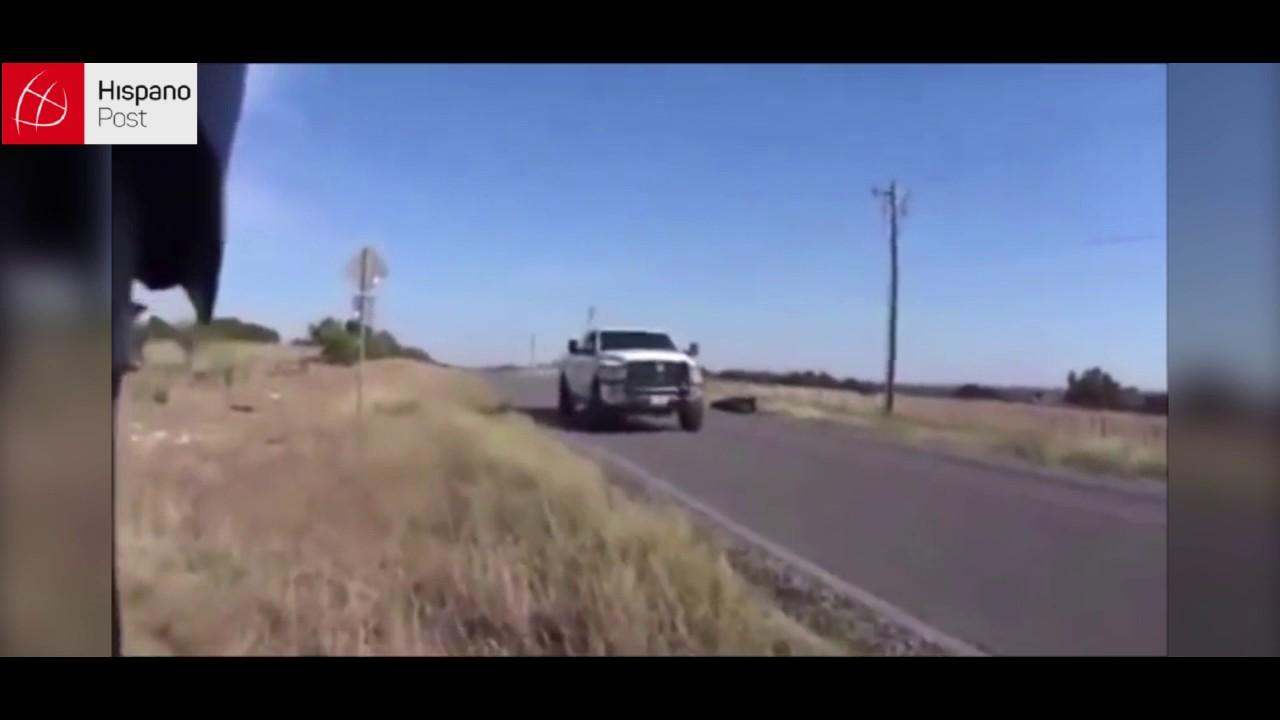 Por imprudente, motocilista terminó mordiendo el asfalto