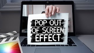 Pop Out Effect | Final Cut Pro X Tutorial