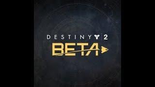 (Every) Destiny 2 Beta Cutscenes