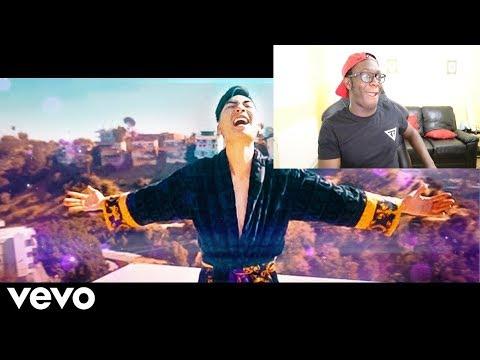 Deji Reacts To RiceGum - Frick Da Police (Official Music Video)