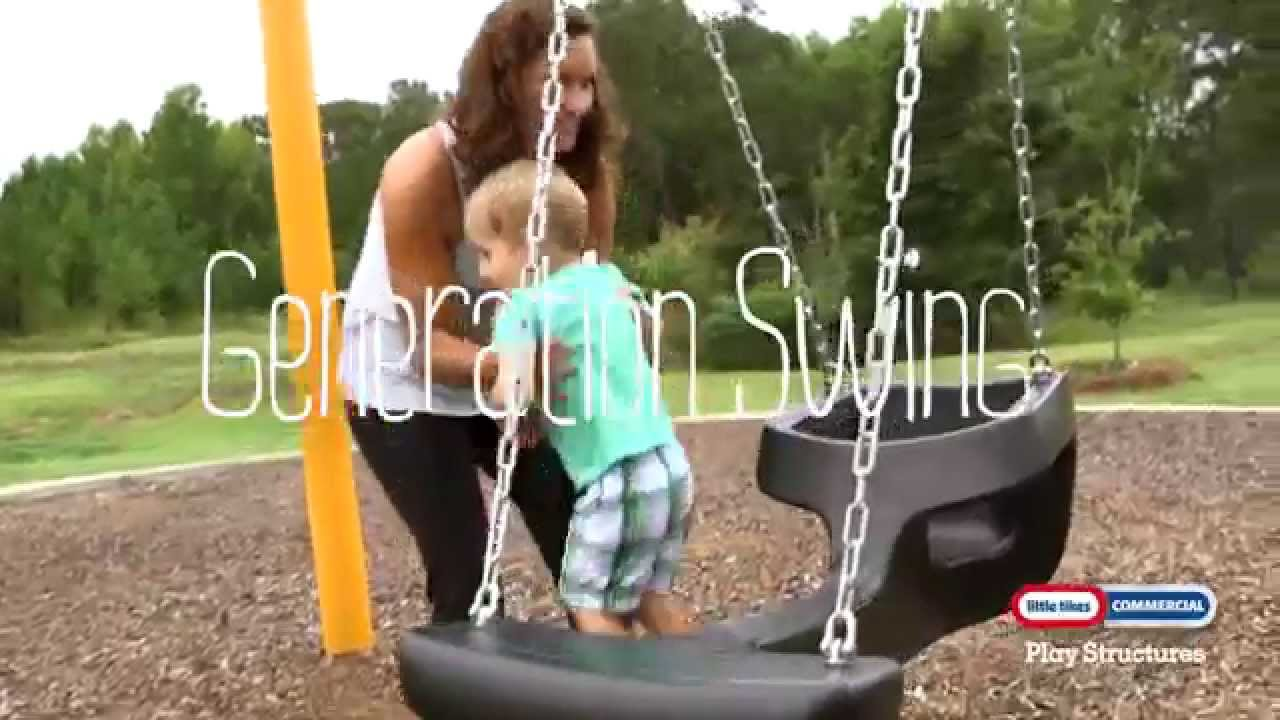 Generation Swing Seat Little Tikes Commercial