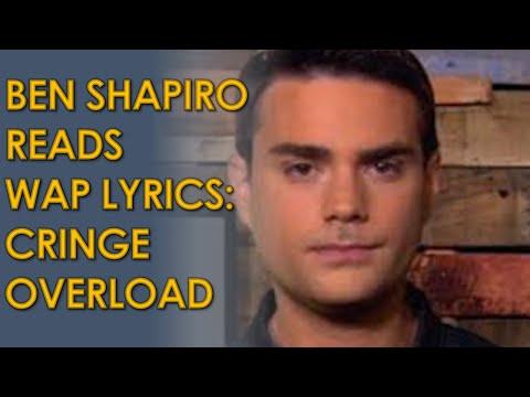 Ben Shapiro reads Megan Thee Stallion and Cardi B's WAP Lyrics; Lies about Feminism