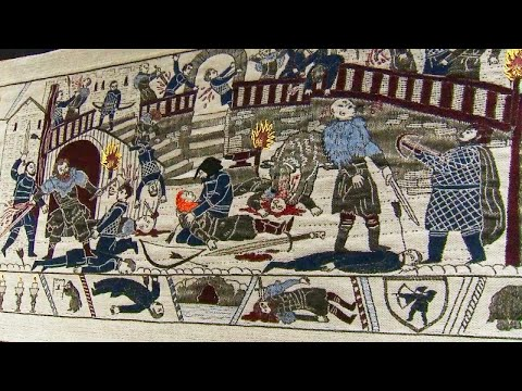 Fans Flock to 285-Foot-Long 'Game of Thrones' Tapestry