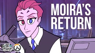 Moira's Return: An Overwatch Cartoon