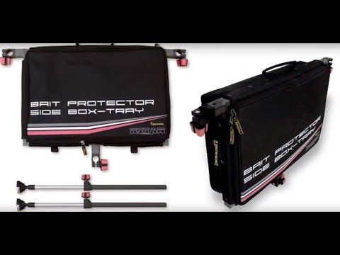 Browning Bait Protector Seitenablage / Feederbox