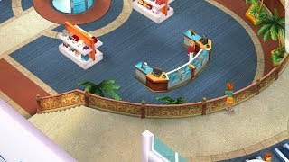 THE LOVE BOAT PUZZLE CRUISE - Gameplay Walkthrough Part 1 Android - Episode 1