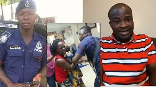 Evangelist Addai BLAST the police man for Assault!ng a nursing Mother😢
