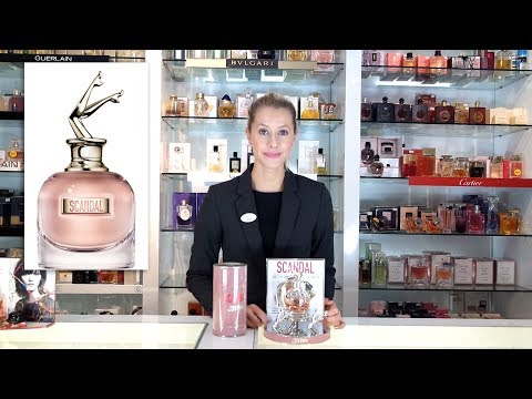 Jean Paul Gaultier Scandal Perfume