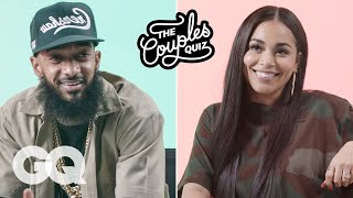 Nipsey Hussle Gets Asked 30 Questions by Lauren London | GQ