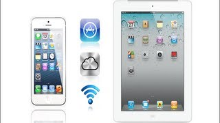 How To Trasfer and Share Apps Between iOS Devices : Free & Easy