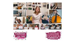 """Učenici/ce i nastavnici/ce Basics škole poslali poruku cijelom svijetu u novom video spotu """"Naj"""