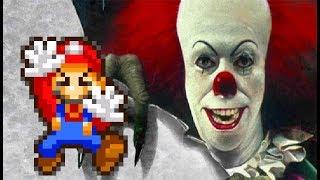 "SMBX Custom Boss: Mario VS It (Eso) El Payaso ""Pennywise"""