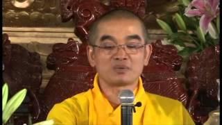 KINH  LĂNG  NGHIÊM  33  Tỳ  Kheo  THÍCH  TUỆ  HẢI
