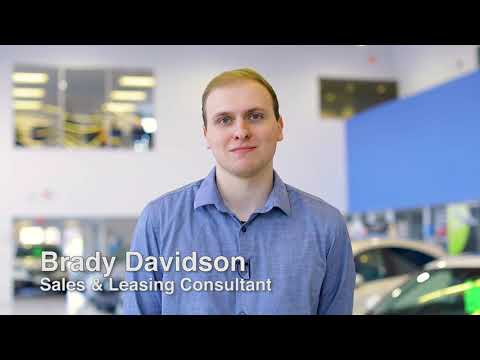 Sales & Leasing Consultant Brady Davidson