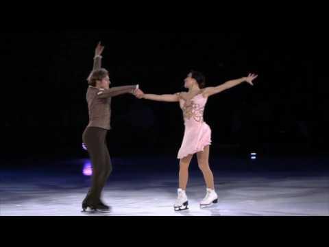 Stars on Ice: Meryl Davis and Charlie White
