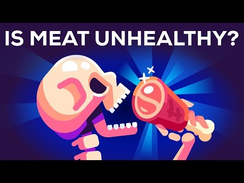 How Bad is Meat in Your Diet?