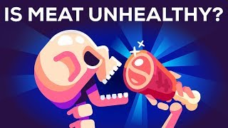 Kurzgesagt - Is Meat Bad For You? Is Meat Unhealthy?