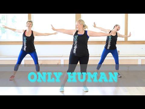 """""""Only Human"""" II Jonas Brothers II Low Impact Cardio II Dance Fitness"""