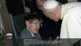 Stephen Hawking's encounters with the popes