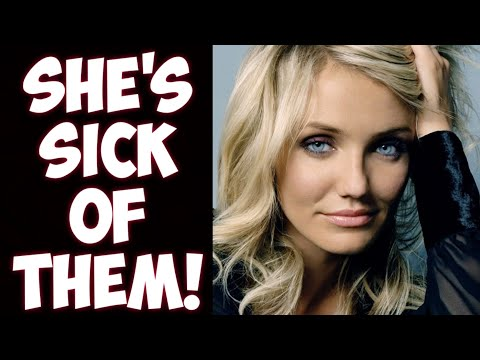 Cameron Diaz hated Hollywood! Says she found peace walking away from the trash!