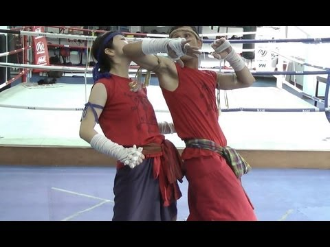 ·• Watch Full Muay Thai Boran Elbows