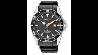 Citizen Promaster Eco-Drive BN0100-42E 4K Watch Review