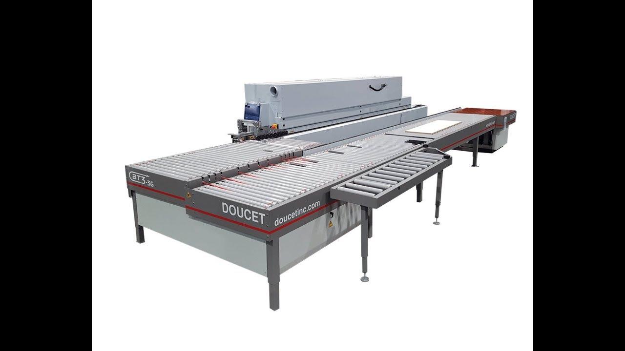BT3 for Edgebanders | Doucet Machineries