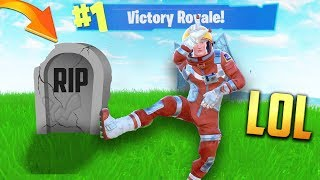 FORTNITE TROLLING PEOPLE (Fortnite Battle Royale)