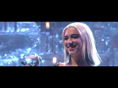 Dua Lipa - Don't Start Now (Live from Graham Norton Show) HD