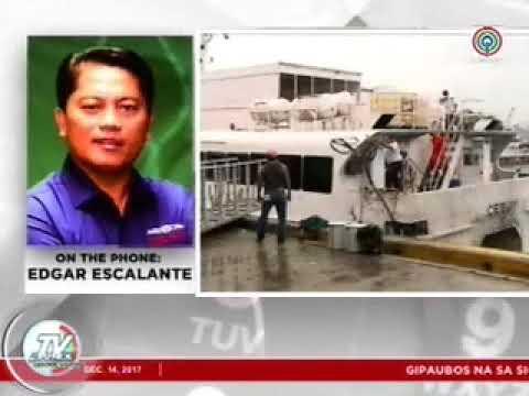 TV Patrol Central Visayas - Dec 14, 2017