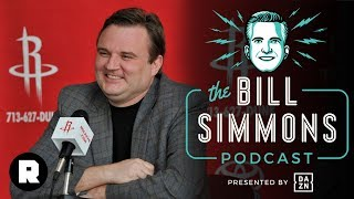 Daryl Morey on the Surging Rockets, Plus Nipsey Hussle's Legacy | The Bill Simmons Podcast