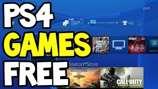 HOW TO GET FREE PS4 GAMES GLITCH! *NOVEMBER 2020* HOW TO GET FREE PS4 GAMES