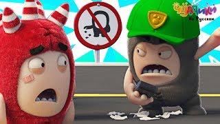 Чуддики   Парковочный билет   Смешные мультики для детей