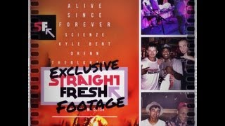 7/6/13: YONAS, Alive Since Forever, Dominic Serendip & ILLA BLK Live At Middle East, Boston