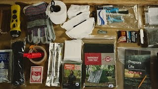Unboxing a Bug-Out Bag (Also: What's a Bug-Out Bag?)