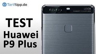 Huawei P9 Plus | Test deutsch