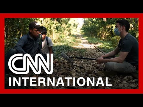 CNN correspondent speaks to migrants making dangerous journey to US