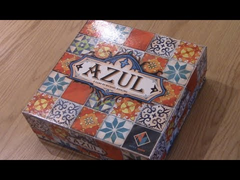 Box of Delights Presents ..... AZUL Solo Variant!