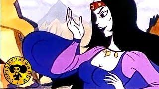 Два богатыря | Советский мультик-сказка для детей