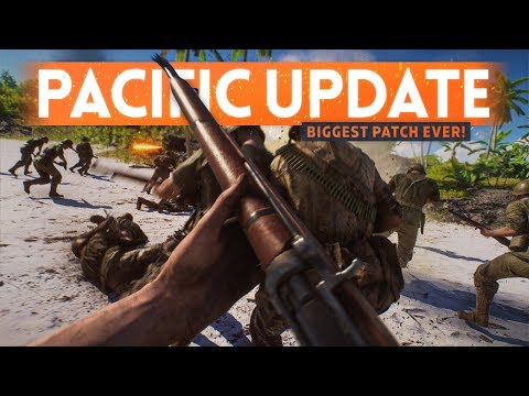 BIGGEST EVER Patch Notes For BF5