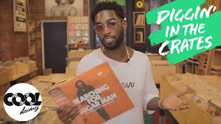 Tinie Tempah went shopping with Cool Accidents at The Searchers in Collingwood