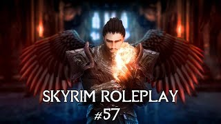 Let's Roleplay Modded Skyrim - A Damned Story - EP 57 - Daedric Humor