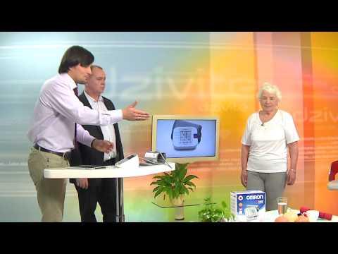 Portatīvais Blood Pressure Monitor