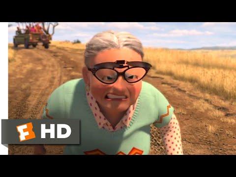 Madagascar: Escape 2 Africa (2008) - The Nana Cometh Scene (3\/10) | Movieclips