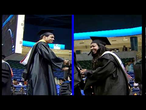 Fine Arts, Humanities & Social Sciences Masters Degrees - UMass Lowell Commencement (2012)